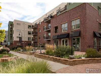 Boulder Condo/Townhouse For Sale: 3701 Arapahoe Ave #313