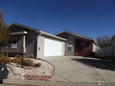 Larimer County Single Family Home For Sale: 938 Pleasure Dr