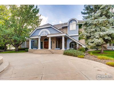 Greeley CO Single Family Home For Sale: $2,700,000