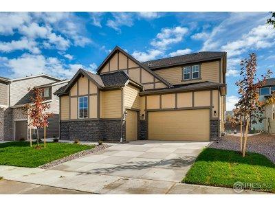Erie Single Family Home For Sale: 947 Sundance Ln