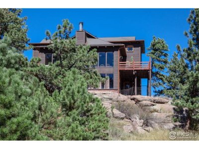 Lyons CO Single Family Home For Sale: $1,049,000