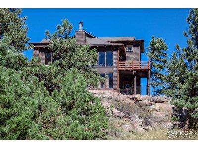 Lyons Single Family Home For Sale: 4059 Colard Ln