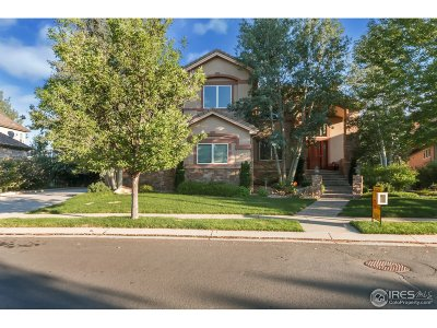 Broomfield Single Family Home For Sale: 4444 Fairway Ln