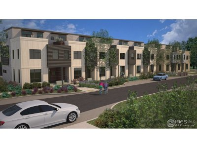 Boulder Condo/Townhouse For Sale: 3111 Bluff St