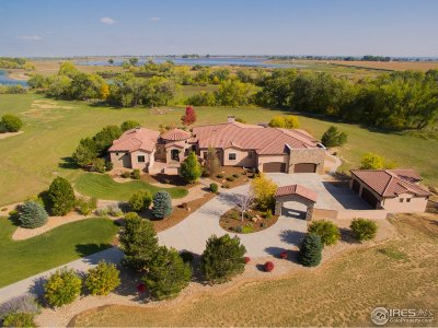 Larimer County Single Family Home For Sale: 2102 Shoreside Dr