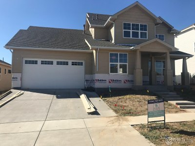 Berthoud Single Family Home For Sale: 1643 Glacier Ave