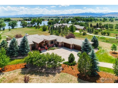 Longmont Single Family Home For Sale: 9440 Crystal Ln
