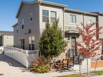 Broomfield Condo/Townhouse For Sale: 8493 Redpoint Way