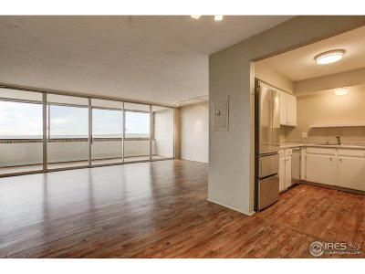 Boulder Condo/Townhouse For Sale: 1850 Folsom St #1110