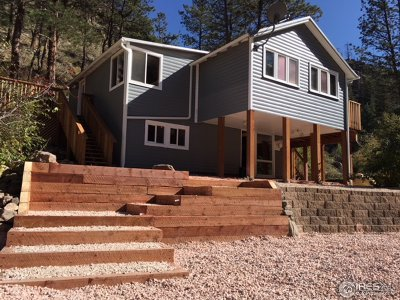 Larimer County Single Family Home For Sale: 100 Falls Creek Dr
