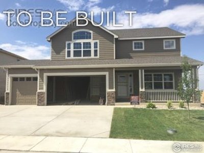 Berthoud Single Family Home For Sale: 1233 Chilcott