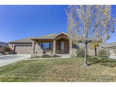 Loveland Single Family Home For Sale: 3109 Crooked Wash Dr
