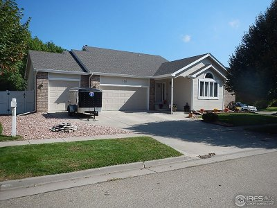 Berthoud Single Family Home For Sale: 100 Bein St