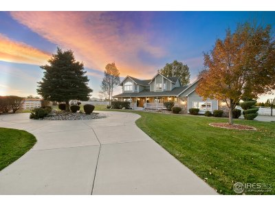 Longmont CO Single Family Home For Sale: $2,600,000