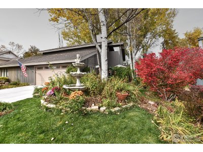 Fort Collins Condo/Townhouse For Sale: 1210 Kirkwood Dr