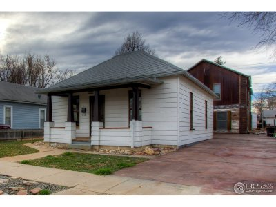 Loveland Single Family Home For Sale: 235 Garfield Ave