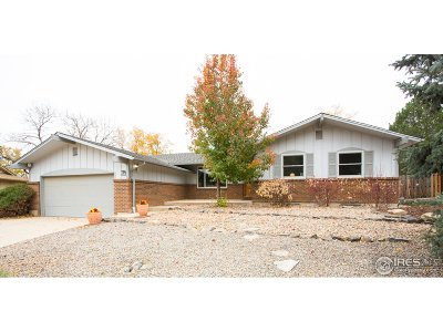 Boulder County Single Family Home For Sale: 7490 Mount Meeker Rd