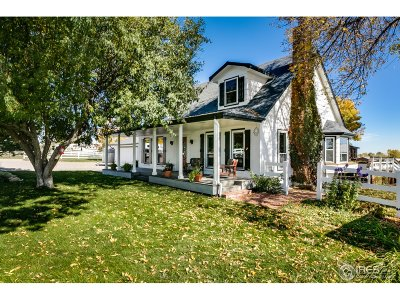 Berthoud Single Family Home For Sale: 2400 Blue Mountain Ave