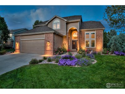 Fort Collins Single Family Home For Sale: 3330 Creekstone Dr