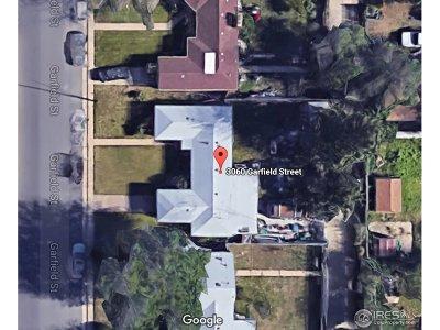 Denver Single Family Home For Sale: 3060 N Garfield St