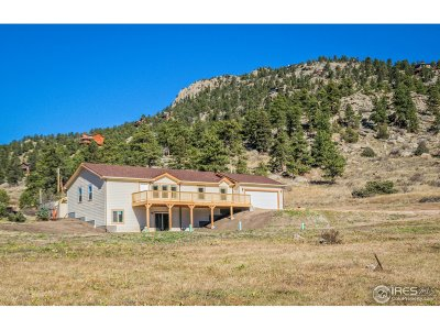Estes Park CO Single Family Home For Sale: $429,000