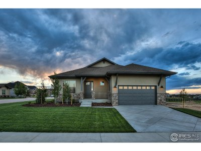 Windsor Single Family Home For Sale: 6303 Sanctuary Dr