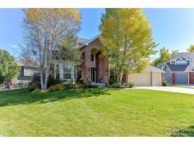 Fort Collins Single Family Home For Sale: 5532 Golden Willow Dr
