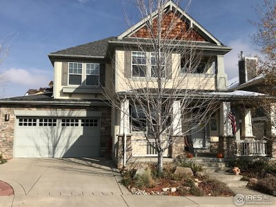 Boulder CO Single Family Home For Sale: $1,125,000