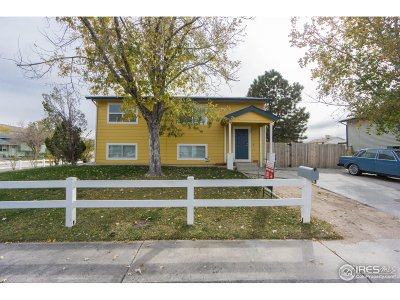 Denver Single Family Home For Sale: 2270 E 83rd Pl
