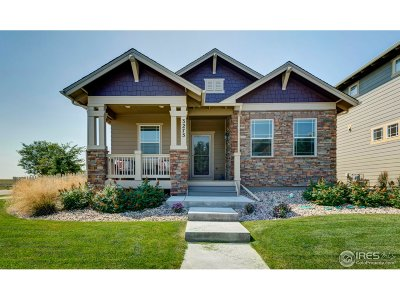 Fort Collins Single Family Home For Sale: 3275 Greenlake Dr
