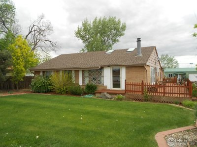 Longmont Single Family Home For Sale: 13518 County Road 1