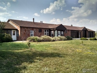 Carr Single Family Home For Sale