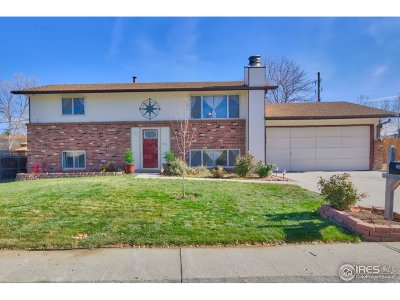 Arvada Single Family Home For Sale: 7604 Ingalls St