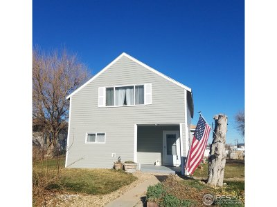 Greeley CO Single Family Home For Sale: $215,000
