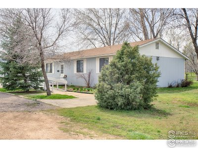Boulder Single Family Home For Sale: 2820 Jay Rd