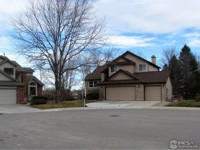 Fort Collins Single Family Home For Sale: 5308 Castle Pines Ct
