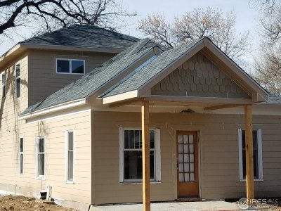 Fort Collins Single Family Home For Sale: 531 Stover St