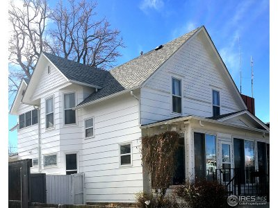 Lafayette Single Family Home For Sale: 206 E Geneseo St
