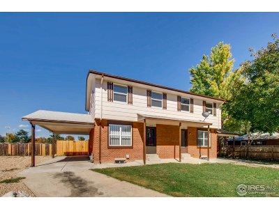 Longmont Multi Family Home For Sale: 1362 Merl Pl