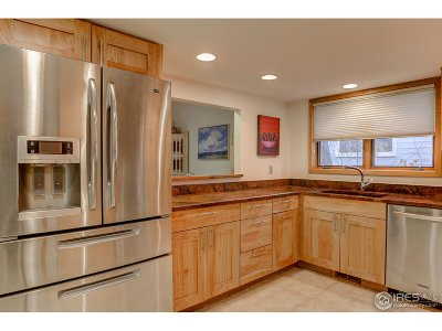 Boulder CO Single Family Home For Sale: $850,000