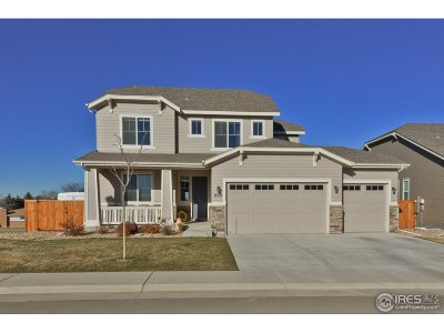 Berthoud Single Family Home For Sale: 890 Wagon Bend Rd