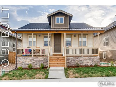 Berthoud Single Family Home For Sale: 2963 Urban Pl