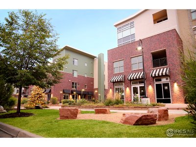 Boulder Condo/Townhouse For Sale: 3301 Arapahoe Ave #120