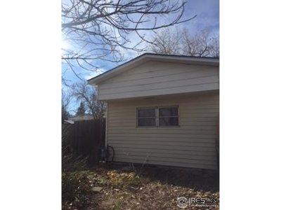 Weld County Single Family Home For Sale: 701 Glen Moor St