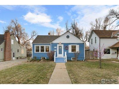 Longmont Single Family Home For Sale: 1317 Longs Peak Ave