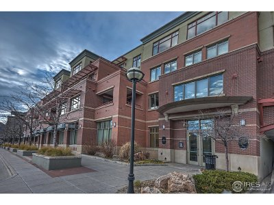 Boulder CO Condo/Townhouse For Sale: $1,250,000