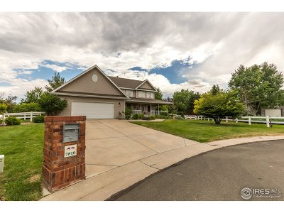 Fort Collins Single Family Home For Sale