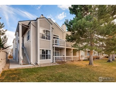 Boulder Condo/Townhouse For Sale: 7483 Spy Glass Ct #130