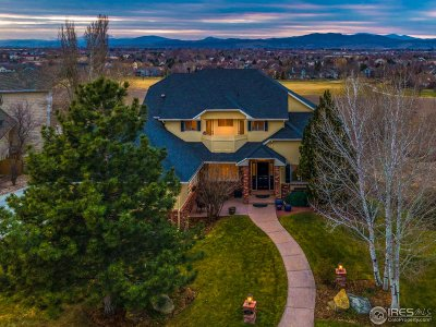 Fort Collins Single Family Home For Sale: 6219 Eagle Ridge Ct