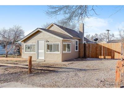 Wellington Single Family Home For Sale: 3720 Harrison Ave